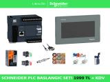 Schneider Plc Eğitim Seti