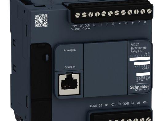 TM221C16R  SCHNEIDER PLC