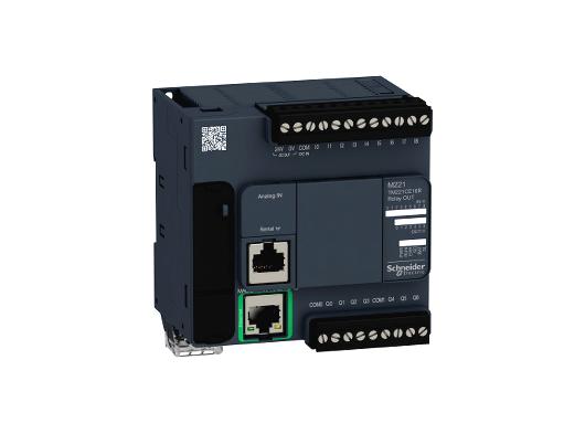 TM221CE16R ETHERNETLİ SCHNEIDER PLC