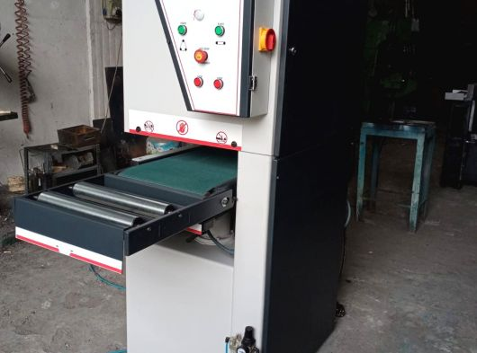 35 Lik Çift Ünite Kalibre Zımpara Makinası