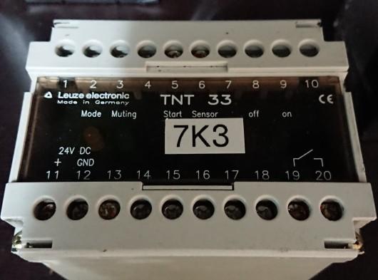 Lauze TNT 33 Güvenlik Rölesi