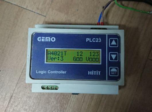 Gemo Hitit PLC23 Akıllı Röle