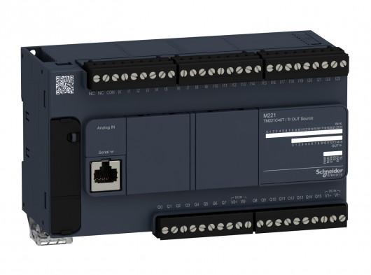 TM221C40T 24 Giriş 16 Çıkış Schneider Plc