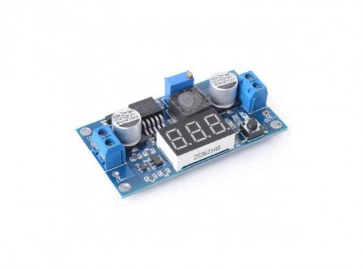 LM2596 DC DC Power Modül